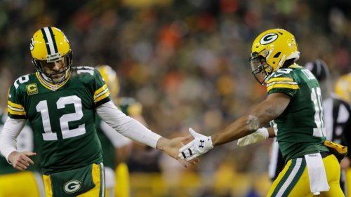 Aaron Rodgers wants WR Randall Cobb back with the Packers