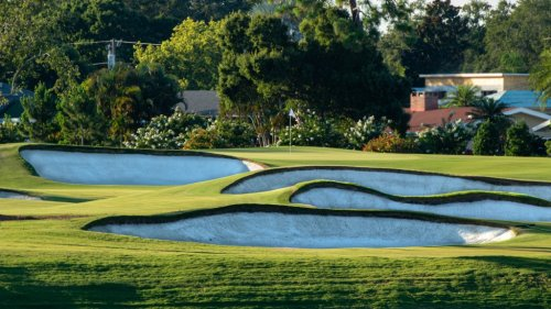 Pelican Golf Club, where Fred Ridley is a member, put in a bid to host an LPGA event before the course even opened
