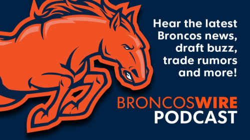 Broncos Wire podcast: What are Denver's draft needs?