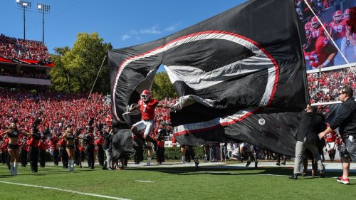 Numerous elite recruits attending UGA football's G-Day
