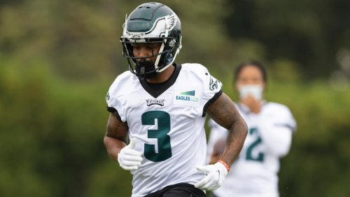 Steven Nelson on the Eagles rabid fan base, Darius Slay playing the biggest role in his signing