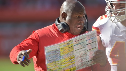 AFC Championship Game is a battle between two Texans coaching candidates
