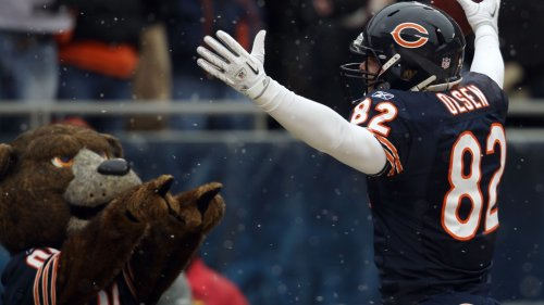 Greg Olsen thought he was coming back to Bears last offseason