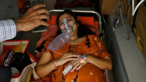 New coronavirus symptom detected in India