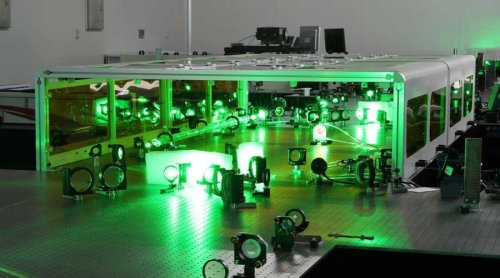 The Chinese will create the world's most powerful laser to produce unknown matter