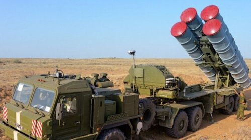 The U.S. turned to Turkey over the S-400