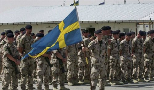 Sweden has declared its readiness to create problems for Russia