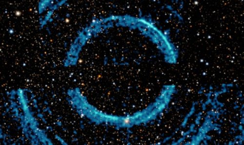 """A giant """"stargate"""" was discovered in space"""