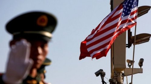 China has imposed sanctions against American politicians