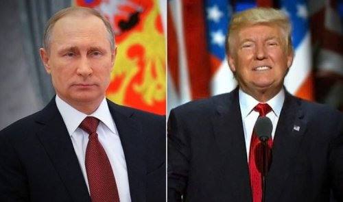 Putin said that he respects Trump and called him «a bright man»