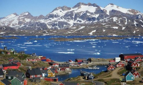 Biden refused to buy Greenland