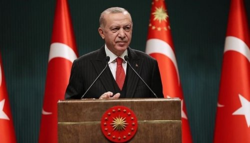 Erdogan called the start date of the construction of the Istanbul canal