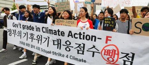 COP26 : en Corée du Sud, « le dérèglement du climat, c'est la nouvelle norme »