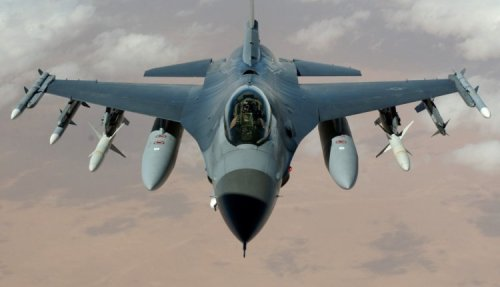 Turkey has started buying American F-16 fighter jets