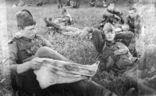 Americans were shocked that Soviet soldiers wore footcloths instead of socks