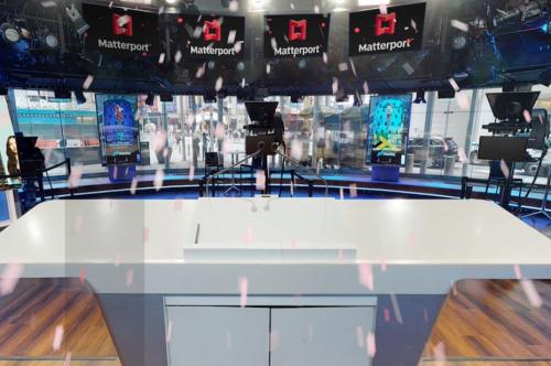 Matterport et ses modélisations 3D désormais cotées en bourse