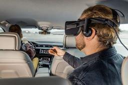 Holoride lève 10 millions d'euros pour lancer sa solution de réalité virtuelle pour les passagers en voiture