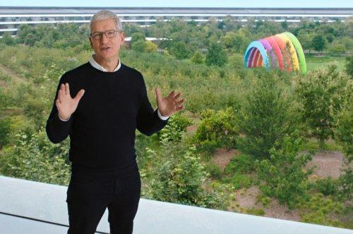 Tim Cook critique le Digital Markets Act, prétextant qu'il va affaiblir la sécurité des iPhones