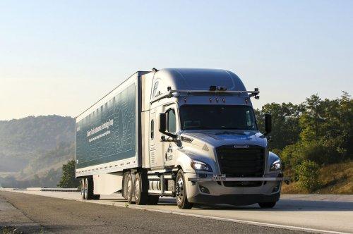Daimler Trucks débute ses essais de poids lourds autonomes de niveau 4 sur route ouverte