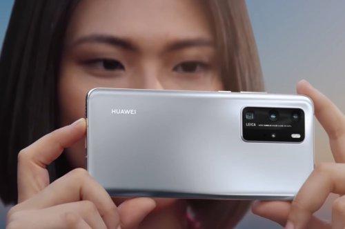 La chute de Huawei dans les smartphones se poursuit