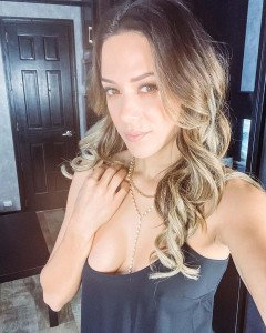 Jana Kramer Goes Topless After Breast Augmentation: 'I'm Good Enough'