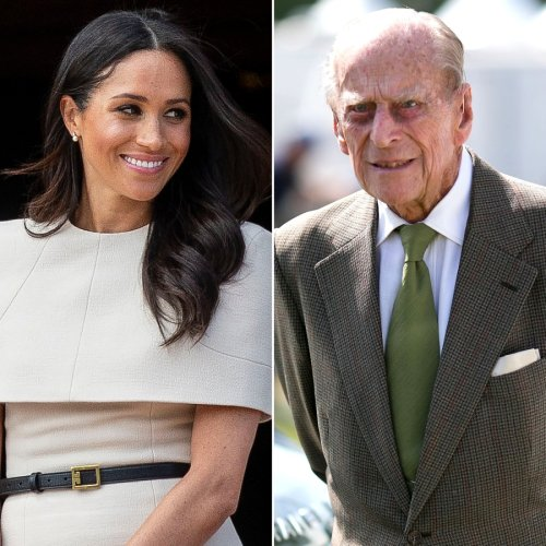 Meghan Markle Sent Handwritten Note, Wreath for Prince Philip's Funeral