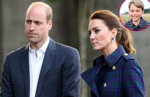 Why Prince William and Duchess Kate Are 'Nervous' About George's Future