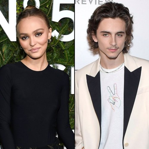 Her Lips Are Sealed! Why Lily-Rose Depp Won't Comment on Timothée Chalamet
