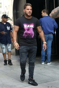 Jersey Shore's Ronnie in Treatment for 'Psychological Issues' After Arrest