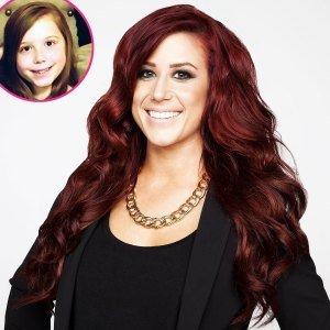 Chelsea Houska Says She Left 'Teen Mom 2' for Daughter Aubree