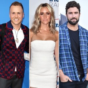 Spencer Pratt Claims Exes Kristin and Brody Kissed During 'Hills' Return