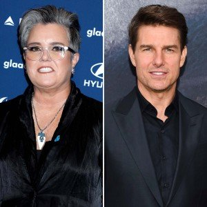 Rosie O'Donnell Details 25-Year Friendship With 'Classy Guy' Tom Cruise