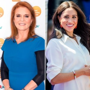 Sarah Ferguson: Meghan Markle's Book Should Be 'Respected' Amid Controversy
