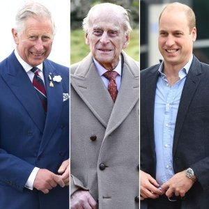 How the Royal Family Honored Prince Philip on Father's Day