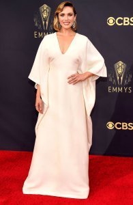 Mary-Kate and Ashley Designed Elizabeth Olsen's Breathtaking Emmys Gown