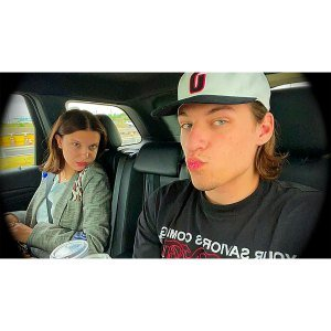 New Couple? Millie Bobby Brown Spotted With Jon Bon Jovi's Son Jake in NYC