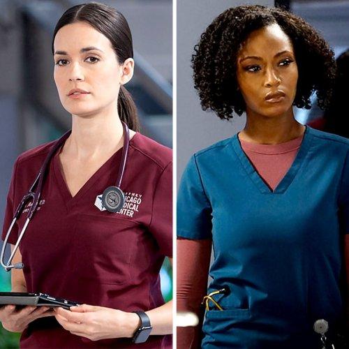'Chicago Med' Shocker! Torrey DeVitto, Yaya DaCosta Exiting After Season 6