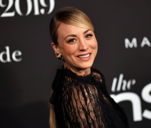 Kaley Cuoco Is 'Definitely' Down for a 'Big Bang Theory' Reunion