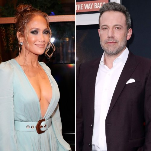 OMG! Did J. Lo and Ben Affleck Just Make Their IG Debut as a Couple?