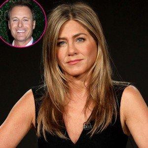 Jennifer Aniston Jokes She'd Host 'Bachelor' After Chris Harrison Exit