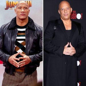 Dwayne Johnson Won't Return for More 'Fast and Furious' Movies After Feud