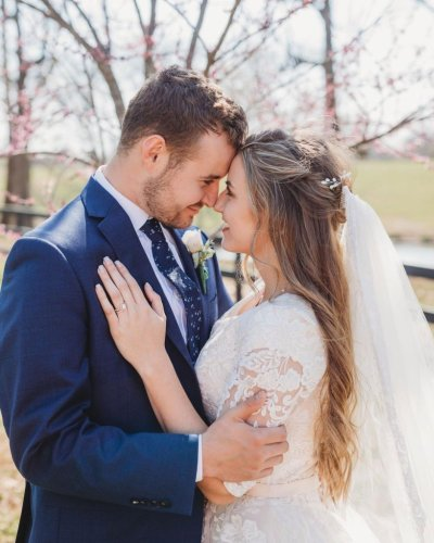 Still Counting! Jed Duggar Marries Katey Nakatsu