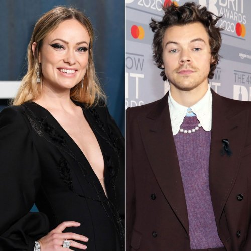 Olivia Wilde Returns to L.A. After PDA-Filled Vacation With Harry Styles