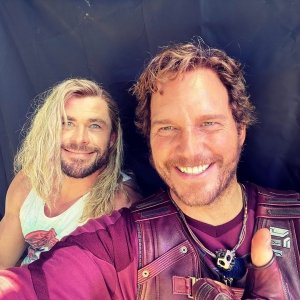 Battle of the Chrises! Chris Hemsworth Trolls Chris Evans With B-Day Pic