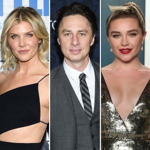 Amanda Kloots Raves About Friendship With Zach Braff and Florence Pugh