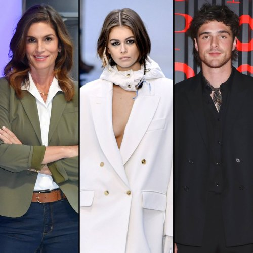 Mom Approves! Cindy Crawford 'Adores' Kaia Gerber's Boyfriend Jacob Elordi