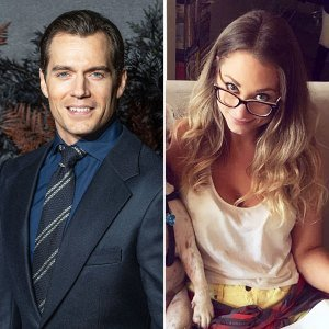 Henry Cavil Is Instagram Official With 'Beautiful and Brilliant' GF Natalie