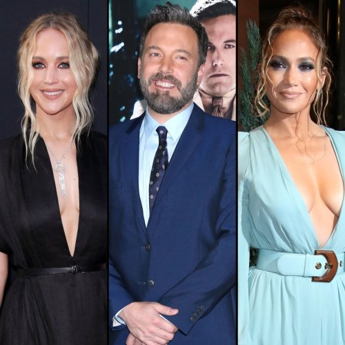 'Breaking F--king News!' Jennifer Lawrence Freaks Out Over Bennifer Reunion