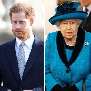 Prince Harry Went Into 'Panic Mode' After Learning of Queen's Hospital Stay