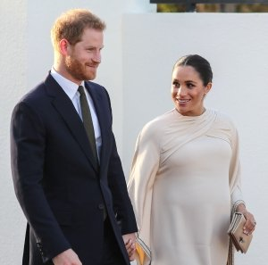 Pregnant Meghan Markle Reveals What Having a Daughter Means to Her, Harry